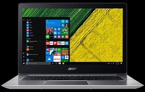 Acer Swift 1 és Swift 3