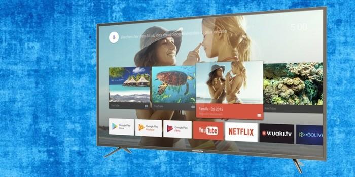 71a049bee8 Végre egy olcsó Thomson tévé a tesztpadon! - PROHARDVER! TV & Audió teszt