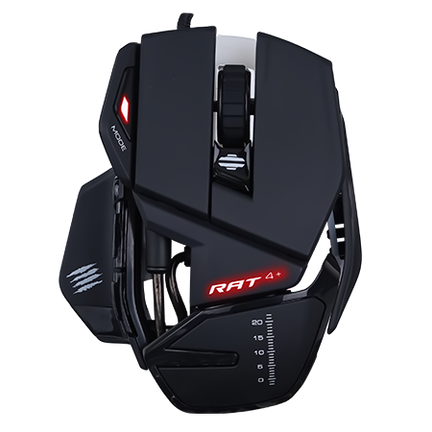 Mad Catz R.A.T.4+
