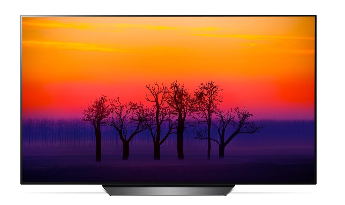 5ff63220e2 A legolcsóbb LG OLED tévé, a B8 tesztje - PROHARDVER! TV & Audió teszt