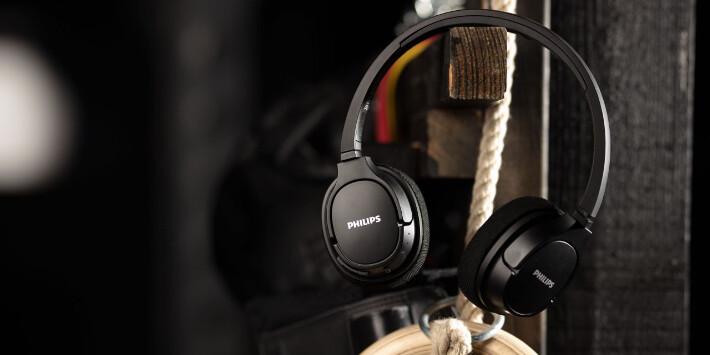Zajszűrést ígér a Philips PH805 fejhallgató kipróbáltuk