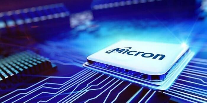 جانب LPDDR5 قارورة NAND Micron 159008s.jpg