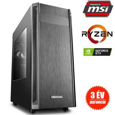 Foramax MSI-AMD Game PC V2