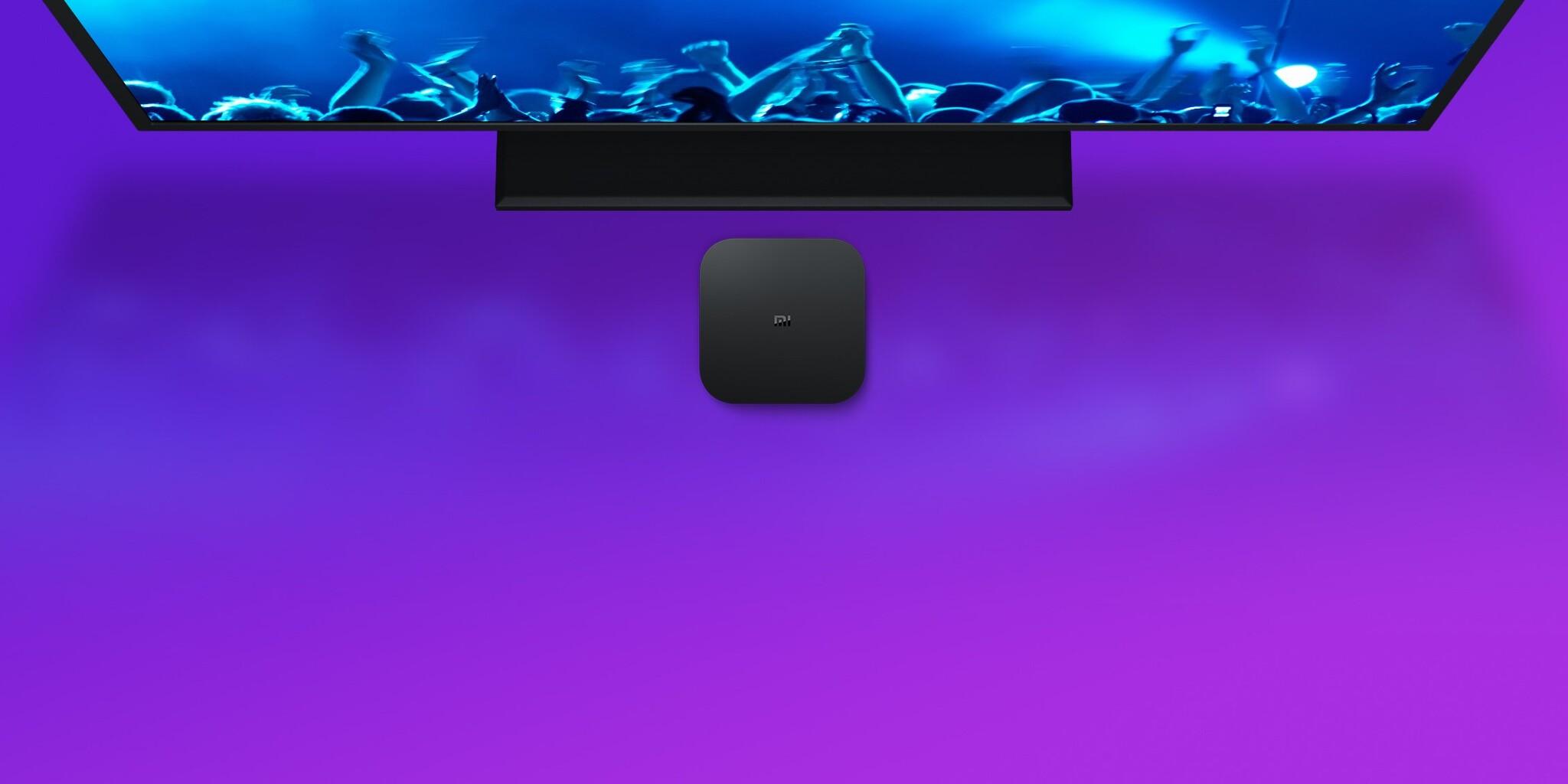 Xiaomi Mi Box S: butából okostévét, jó áron