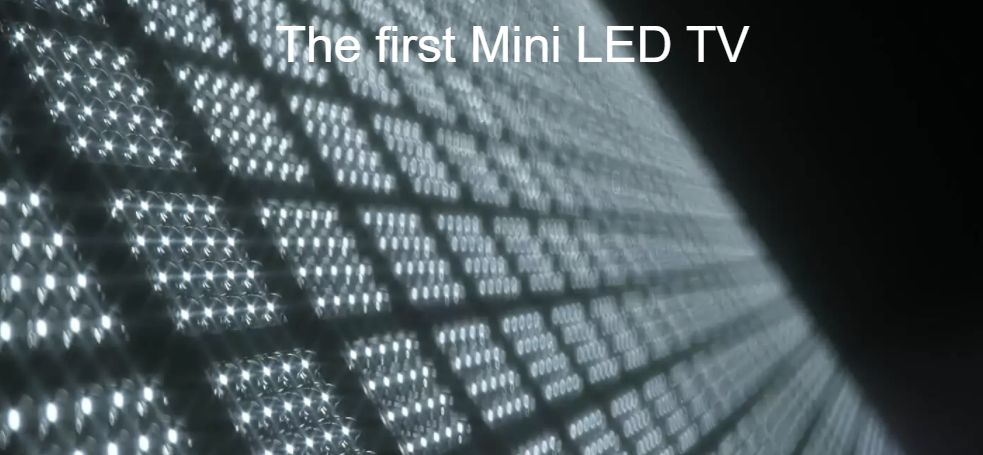 TCL was among the first to start dealing with Mini LED technology