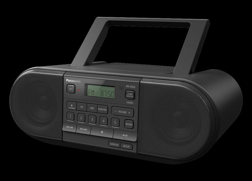 Panasonic RX-D552