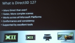 DirectX 12, Metal, Mantle