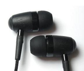 Xears Nature N3i Highend Headset - Fa (mikrofon és egy ki be kapcsoló van  rajta) 9baca455ef