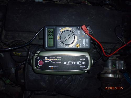Keresés: [Re:] [Brogyi:] CTEK akkumulátor töltő és