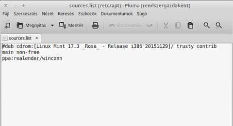 Linux Mint - PROHARDVER! Hozzászólások