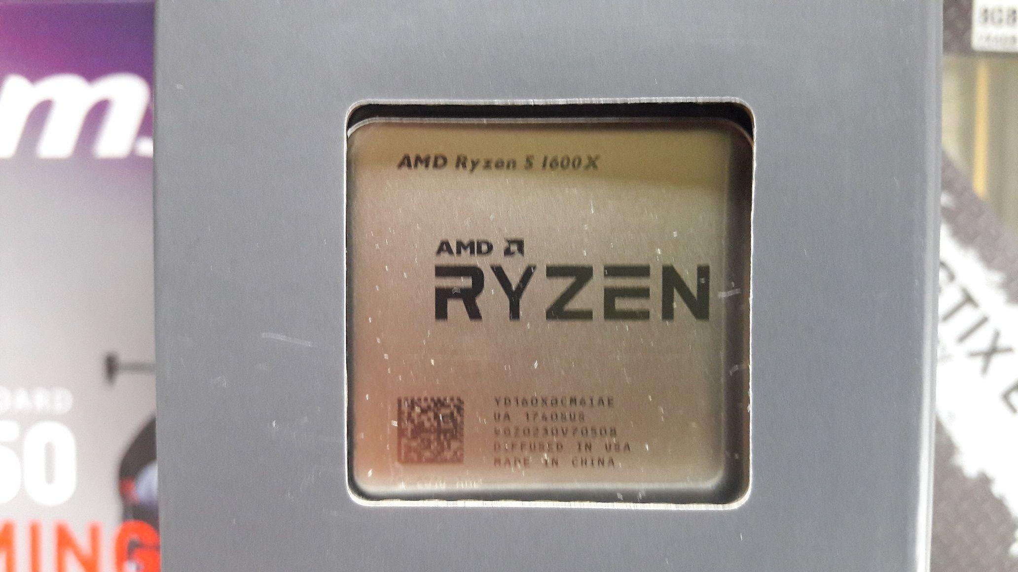ryzen 5 1600x overclocking guide