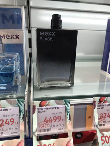 Ez a Mexx parfüm nagyon  ízlett . Bakancslistás lett. Aki nem bánja ha  olcsó(bb) egy parfüm annak ajánlom! 60b6e38746