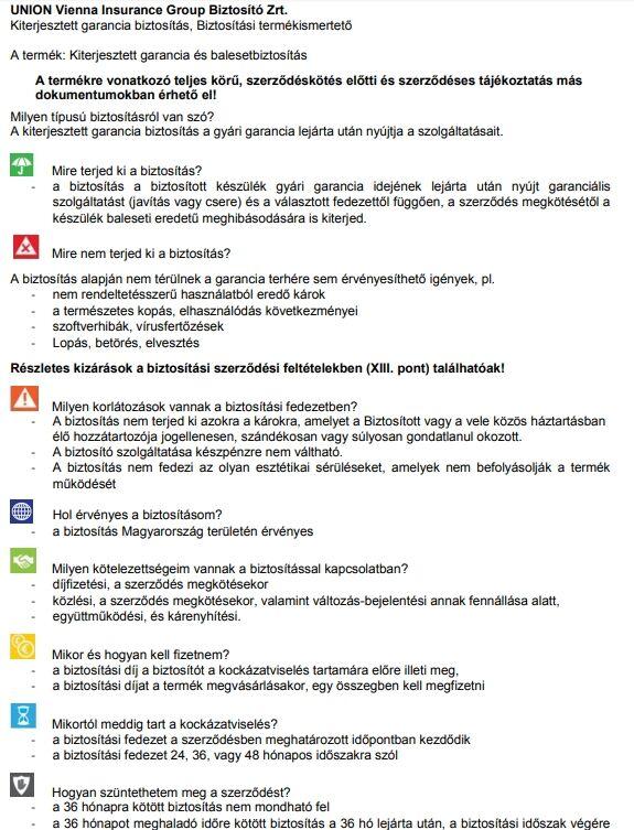 02a95e4865 Szavatosság, jótállás, garancia, fogyasztóvédelem | fórum | Jogi Fórum